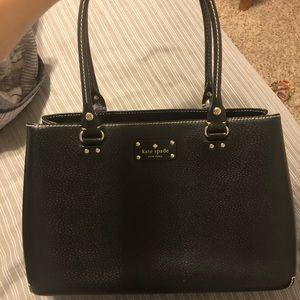 Kate Spade large leather bag